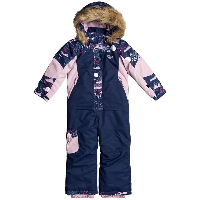 Roxy - Sparrow Jumpsuit - Toddler Girls'