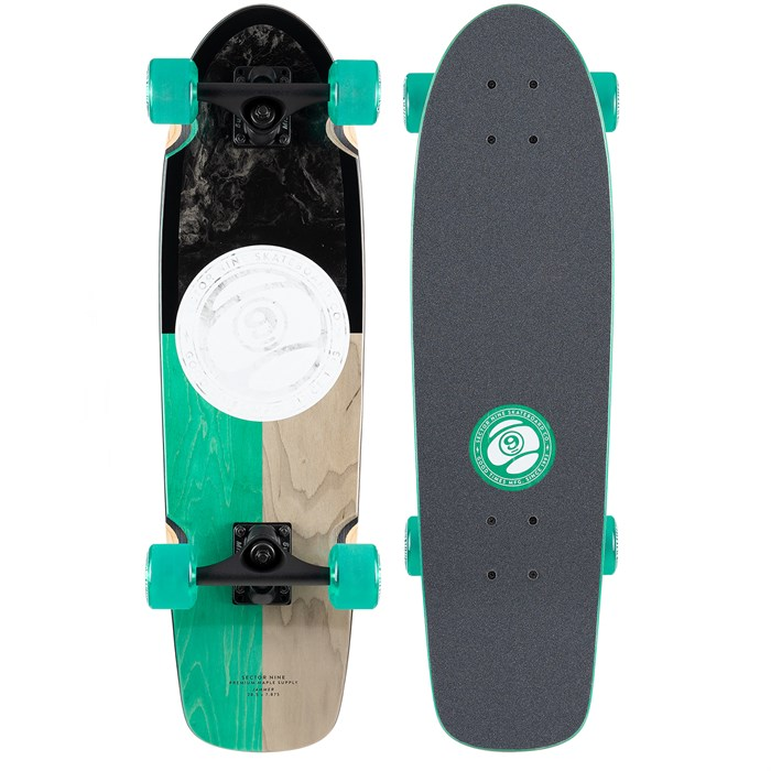 Sector 9 - Divide Jammer Cruiser Skateboard Complete