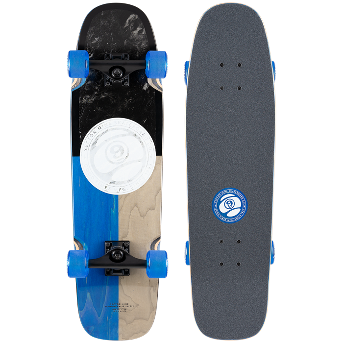 Sector 9 - Divide Ninety Five Cruiser Skateboard Complete