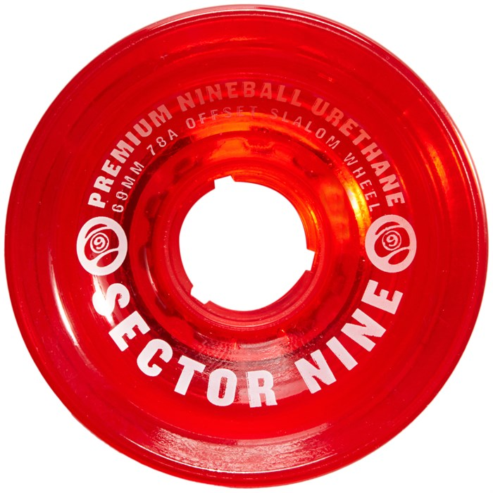 Sector 9 - Nineballs Slalom 69mm Longboard Wheels