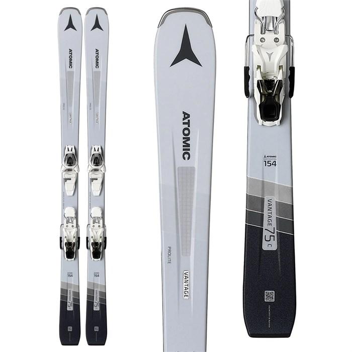 Atomic - Vantage 75 C W Skis + L 10 GW Bindings - Women's 2020