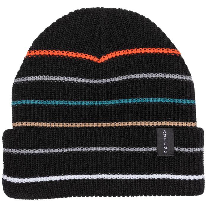 Autumn - Select Multi Stripe Beanie