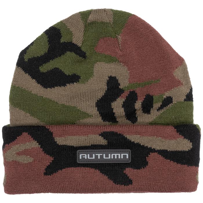 Autumn - Surplus Camo Beanie