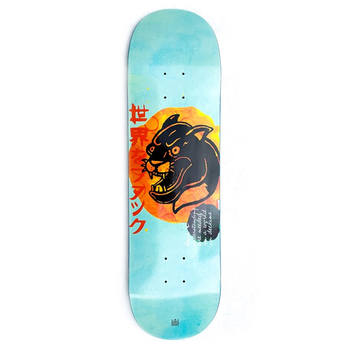 Space Program - Kinkou 8.0 Skateboard Deck