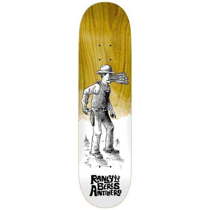 Anti Hero - Raney How The West Wasn't Won 8.25 Skateboard Deck