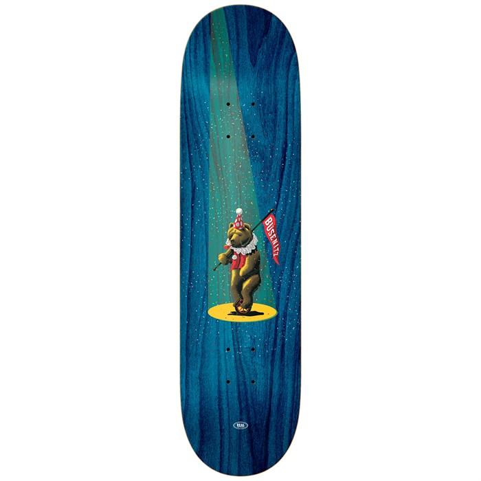 Real - Busenitz Circus Bear 8.25 Skateboard Deck