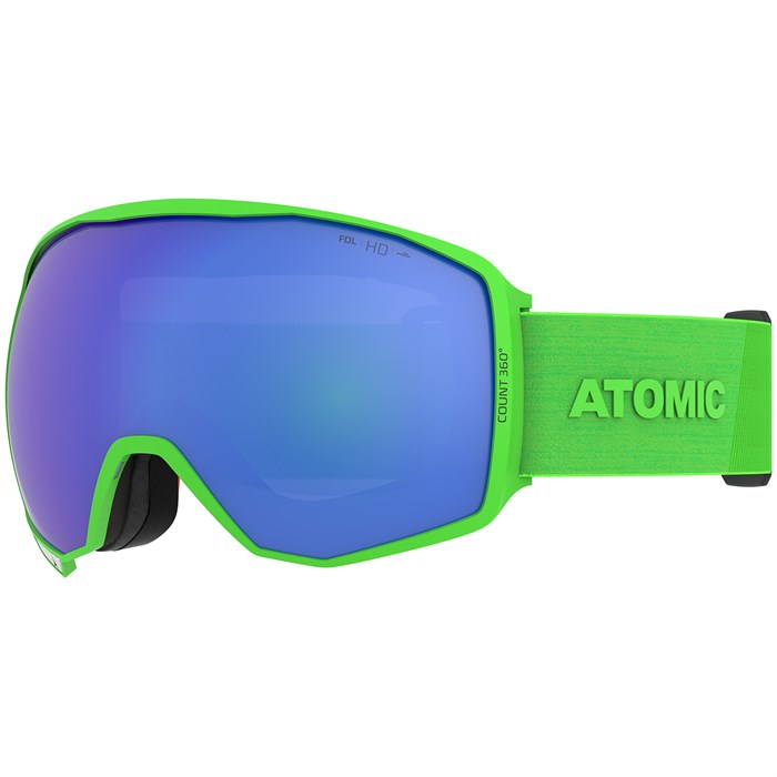Atomic - Count 360 HD Goggles