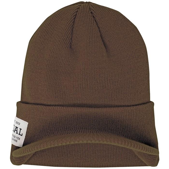 Coal - The Uniform Brim Beanie