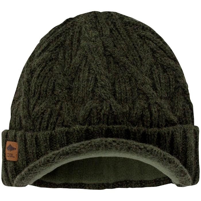 Coal - The Yukon Brim Beanie