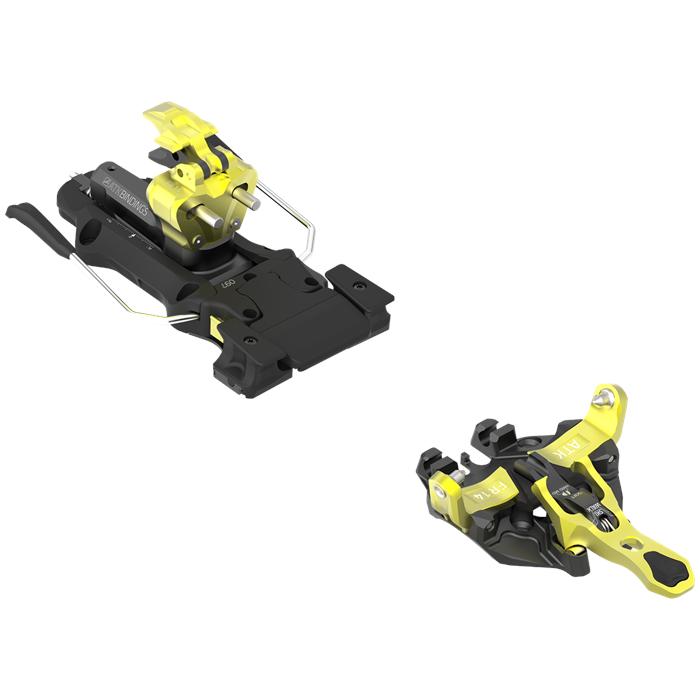 ATK - Freeraider 14 Freeride Alpine Touring Ski Bindings 2021