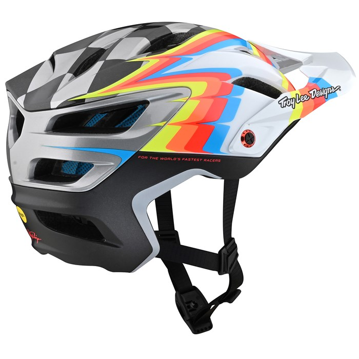 """Troy Lee Designs - A3 """"Born From Paint"""" Limited Edition Bike Helmet"""