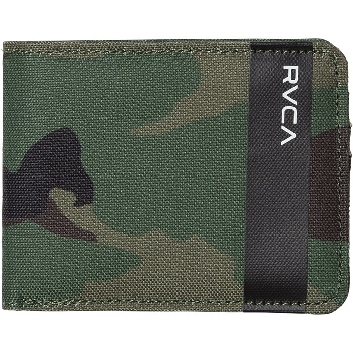 RVCA - Leeward Bifold Wallet