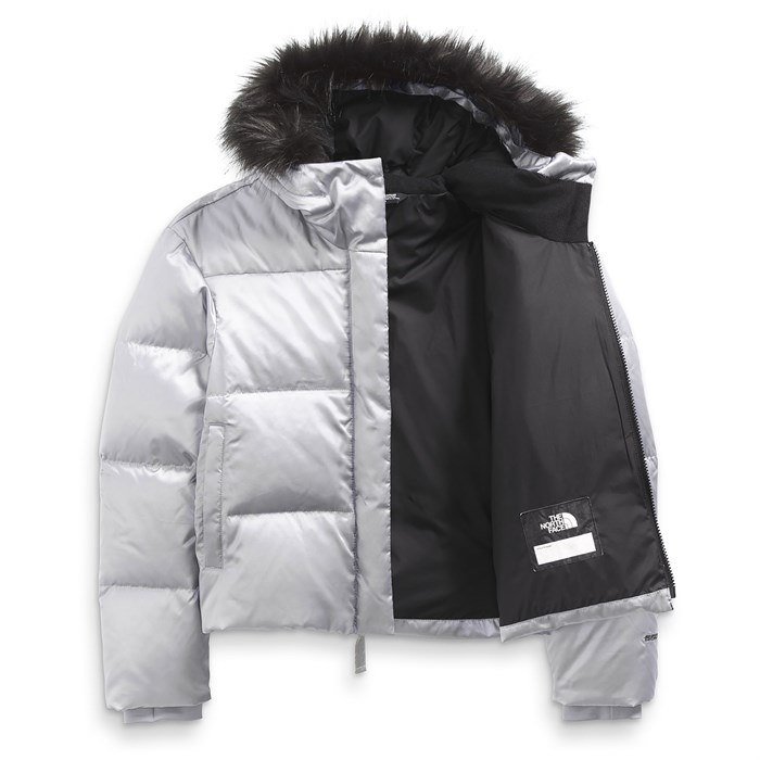 The North Face - Printed Dealio City Jacket - Girls'