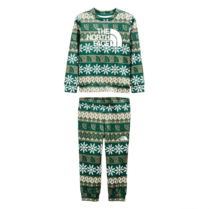 The North Face - Surgent Crew Baselayer Set - Toddlers'