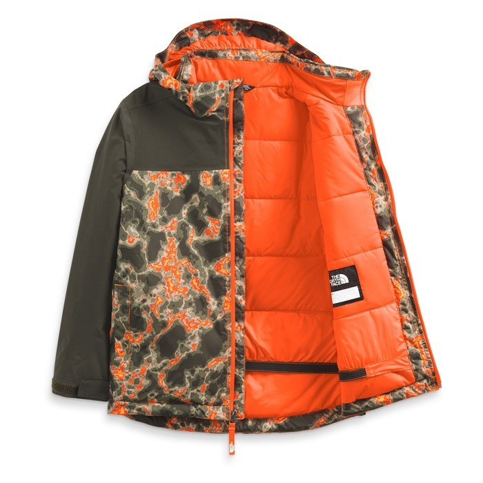 The North Face - Snowquest Plus Insulated Jacket - Kids'