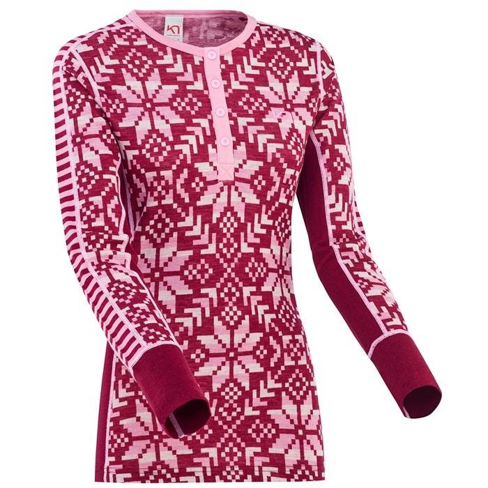 Kari Traa - Else Wool Long-Sleeve Top - Women's