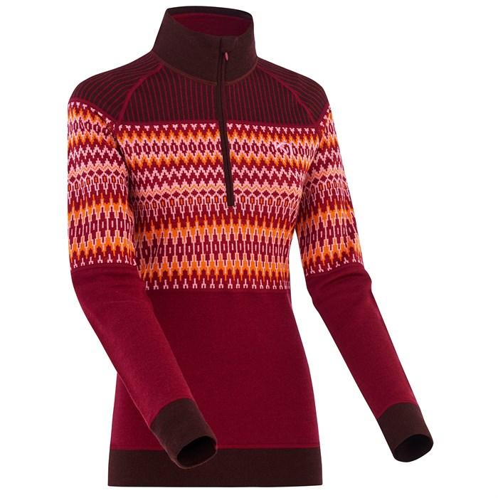 Kari Traa - Silja Wool Half-Zip Top - Women's
