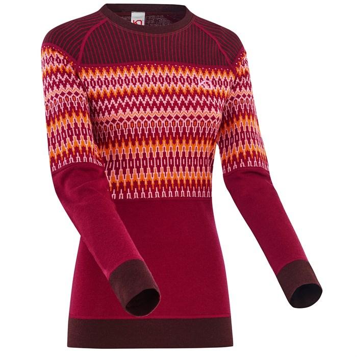 Kari Traa - Silja Wool Long-Sleeve Top - Women's