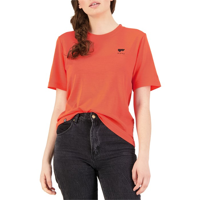 MONS ROYALE - Icon Relaxed Tee - Women's
