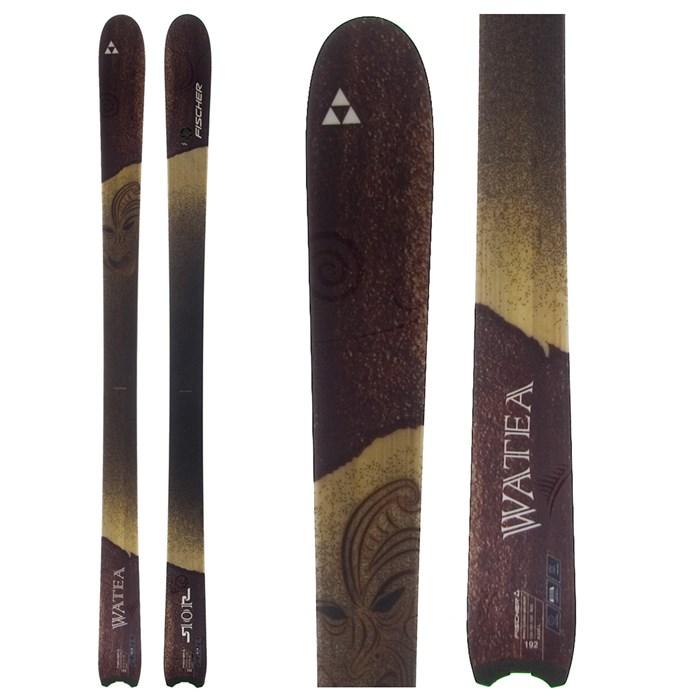 Fischer - Watea 101 Skis 2009
