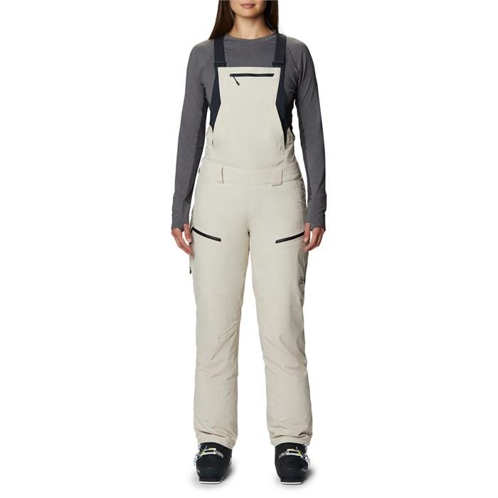 Mountain Hardwear - FireFall/2™ Short Bibs - Women's