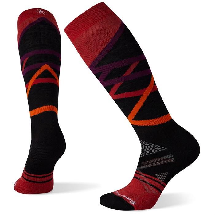 Smartwool - Performance Ski Full Cushion Trellis Pattern Socks - Women's