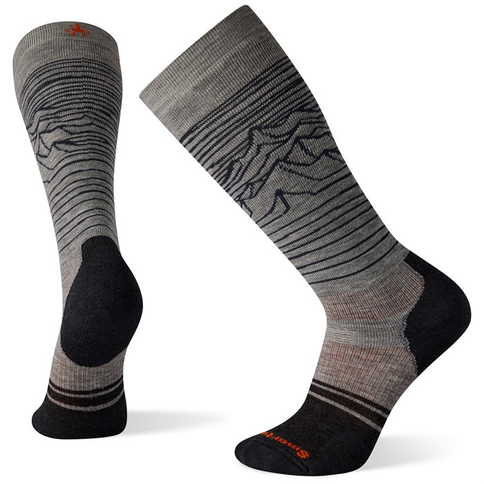 Smartwool - Performance Snow Full Cushion Iguchi Pattern OTC Socks