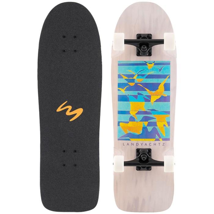 Landyachtz - ATV Ditch Life Birds Cruiser Skateboard Complete