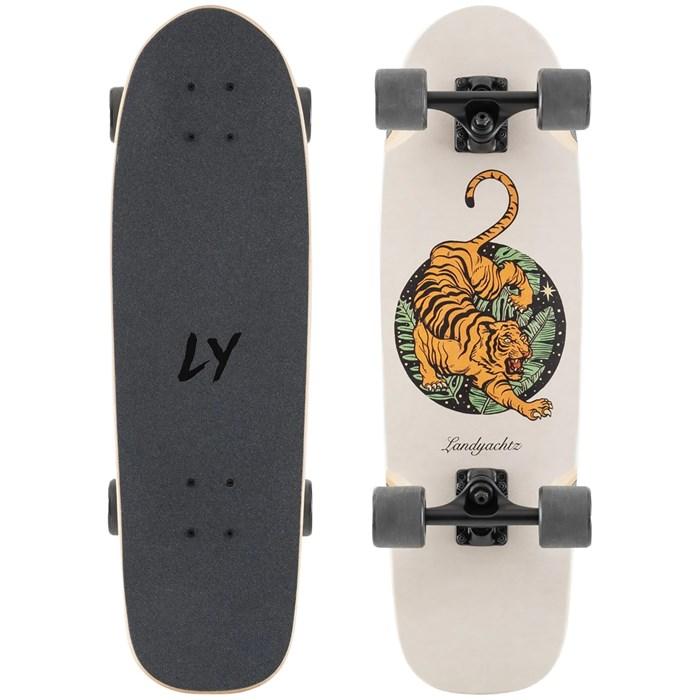 Landyachtz - Dinghy Blunt Fender Paper Tiger Cruiser Skateboard Complete