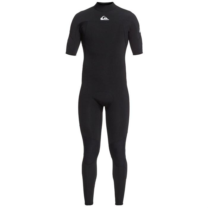 Quiksilver - 2/2 Syncro Short Sleeve Back Zip Quicklock Wetsuit