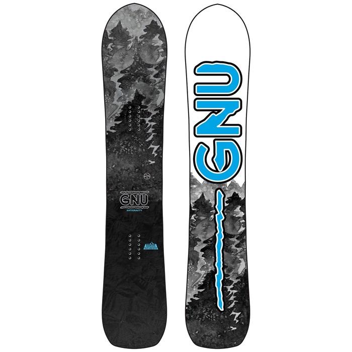 GNU - Antigravity C3 Snowboard - Blem 2021
