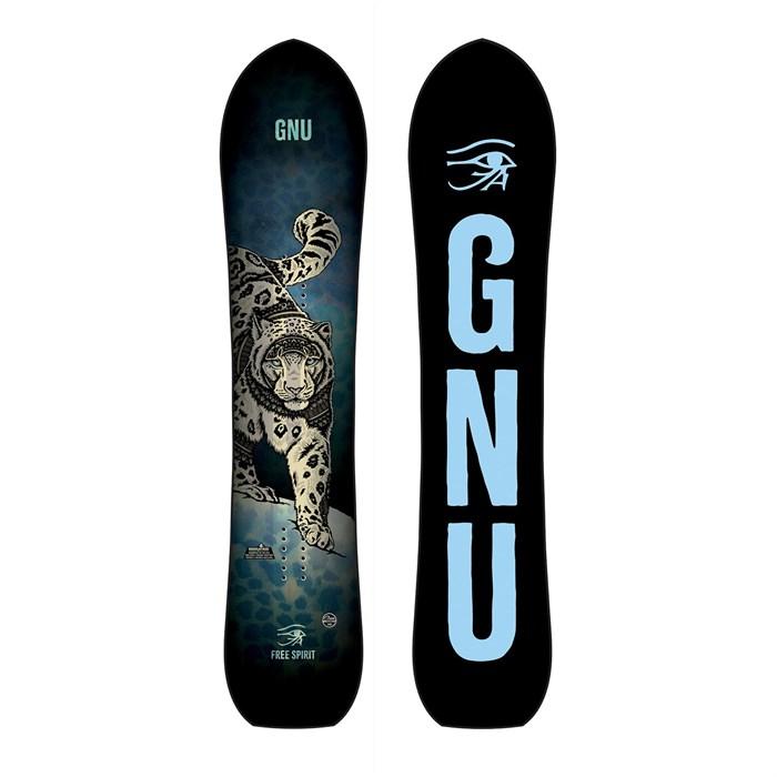 GNU - Free Spirit C3 Snowboard - Blem - Women's 2021