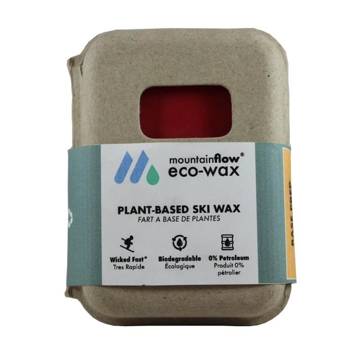 mountainFLOW eco-wax - Base Prep