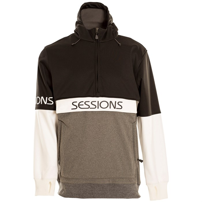 Sessions - Recharge Bonded Riding Hoodie