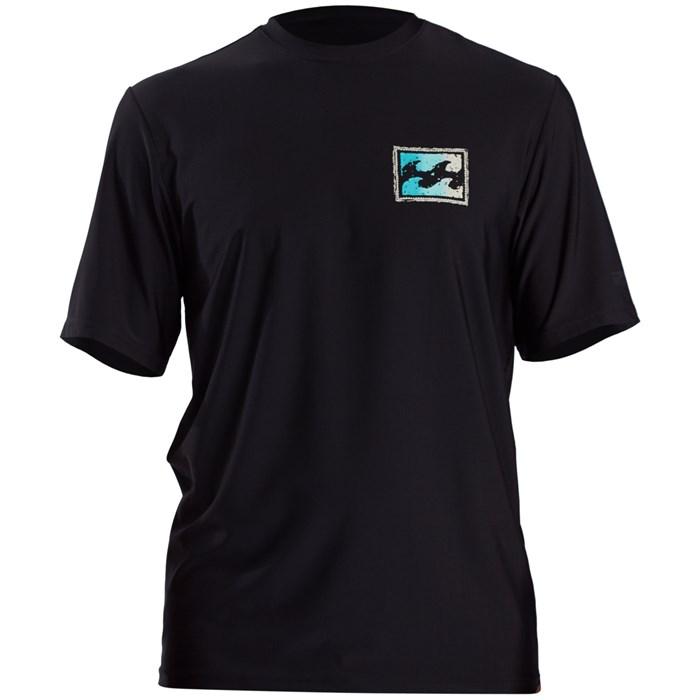 Billabong - Crayon Wave Loose Fit Short Sleeve Surf Shirt