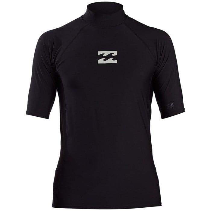 Billabong - All Day Wave Performance Fit Short Sleeve Surf Shirt