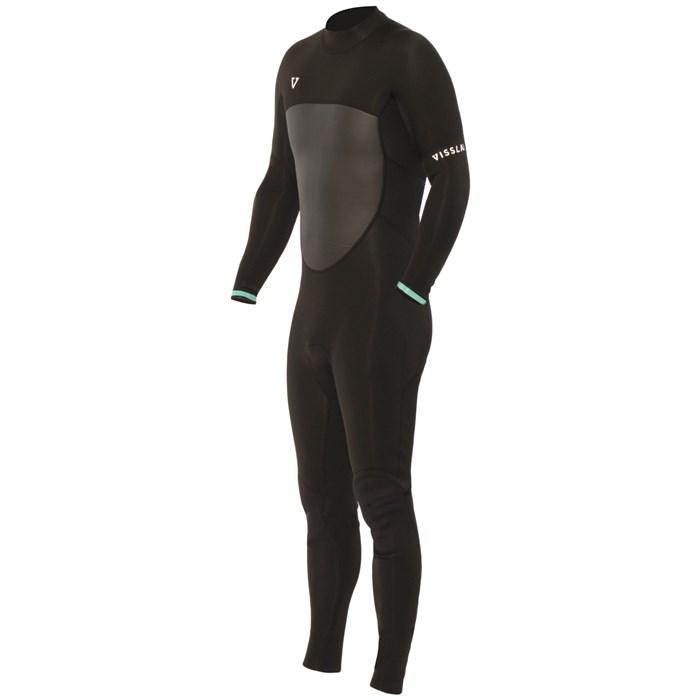 Vissla - 3/2 Easy Seas Back Zip Wetsuit - Boys'