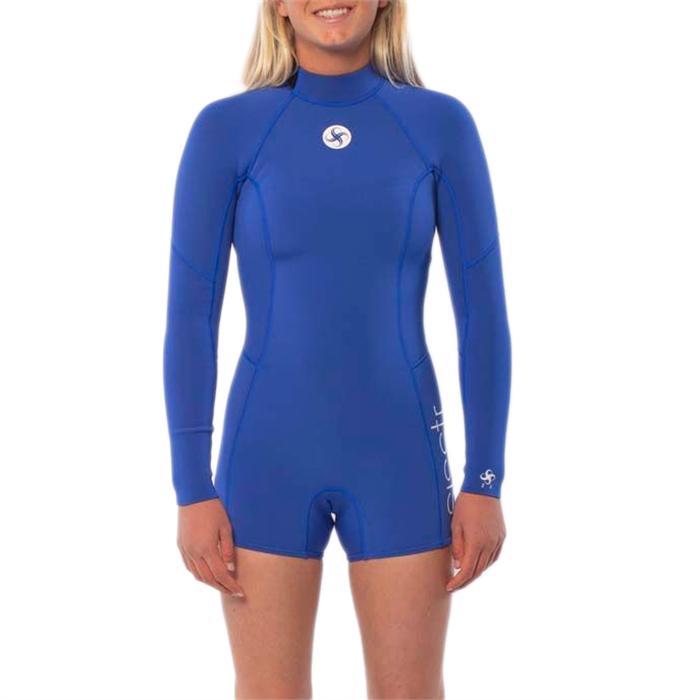 Sisstrevolution - 2/2 Summer Seas Long Sleeve Spring Suit - Women's