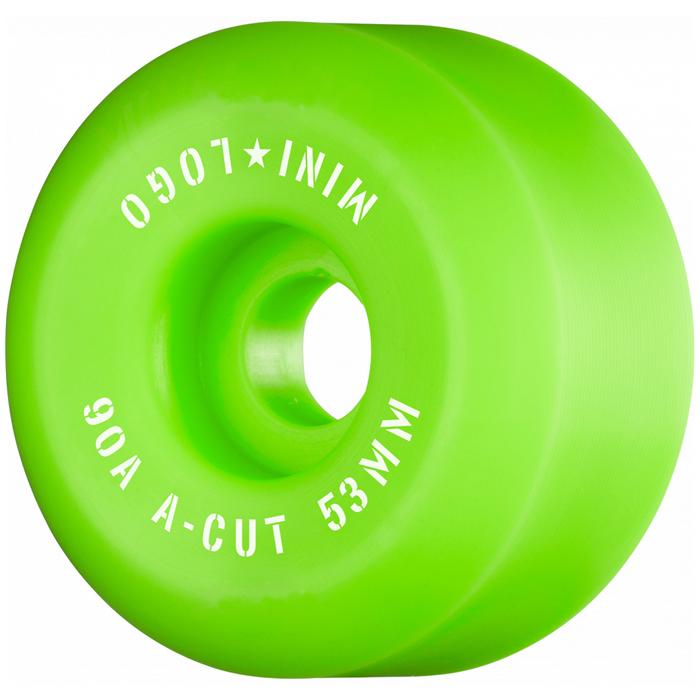 Mini Logo - Hybrid A-Cut 2 90A Skateboard Wheels