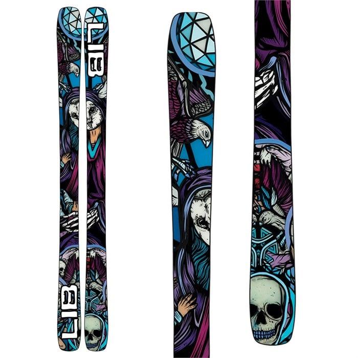 Lib Tech - Backwards Skis - Blem 2021