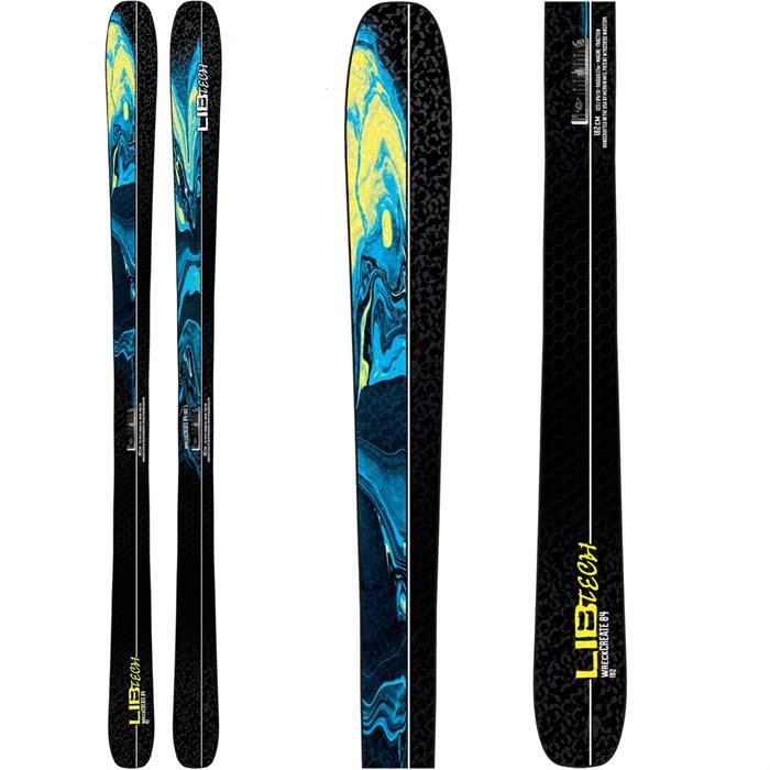 Lib Tech - Wreckcreate 84 Skis - Blem 2021