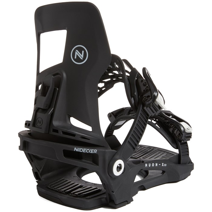 Nidecker - Muon-X SE Snowboard Bindings 2022