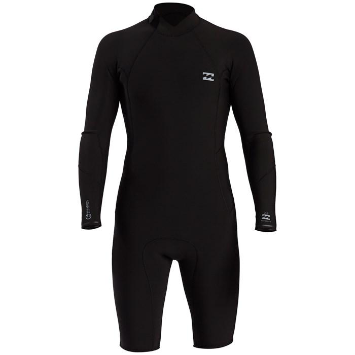 Billabong - 2/2 Absolute Comp Long Sleeve Back Zip Springsuit