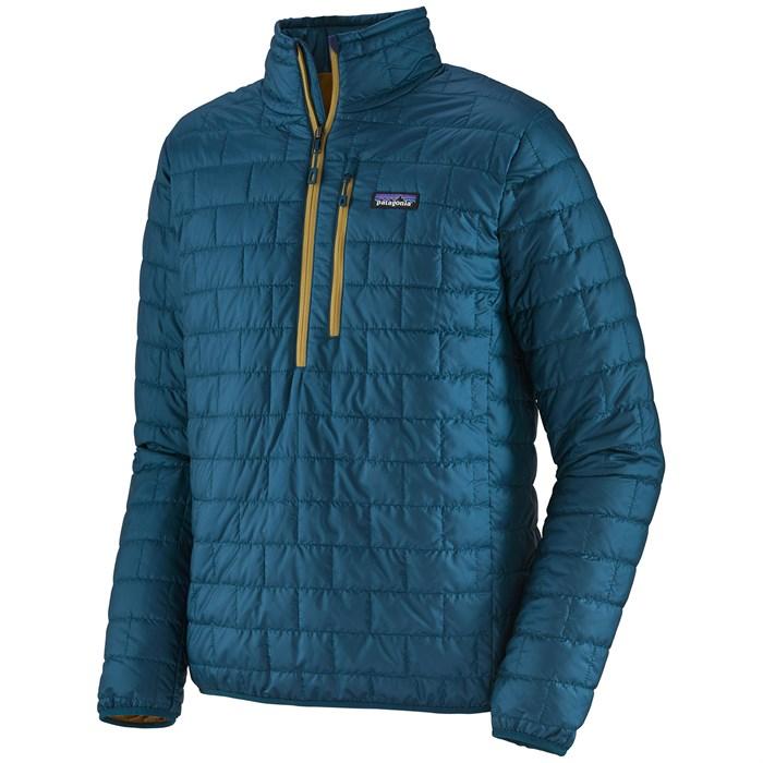 Patagonia - Nano Puff® Pullover Jacket