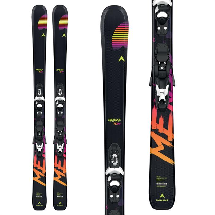Dynastar - Menace Team Skis + Kid-X 4 Bindings - Little Kids' 2021
