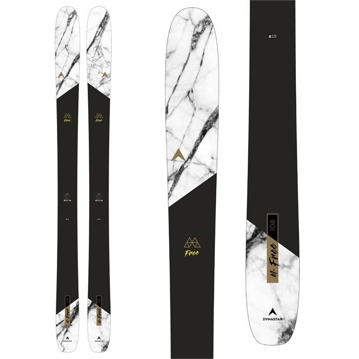 Dynastar - M-Free 108 Skis + Salomon MNC 13 Demo Bindings 2021 - Used