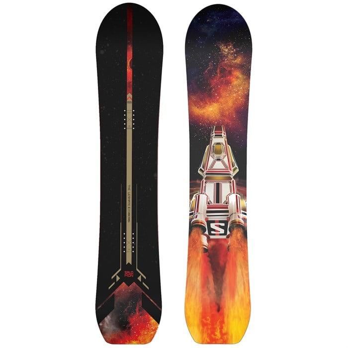 Salomon - Ultimate Ride Snowboard 2022