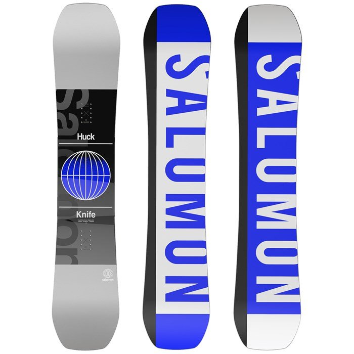 Salomon - Huck Knife Snowboard 2022