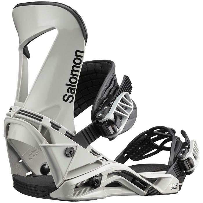 Salomon - Hologram Snowboard Bindings 2022