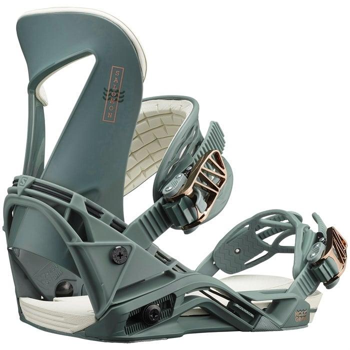 Salomon - Hologram Snowboard Bindings - Women's 2022